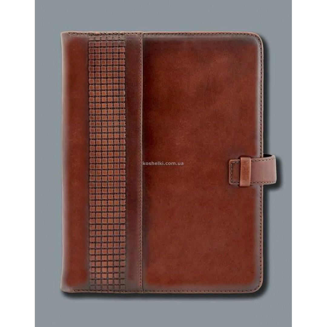 Щоденник шкіряний Доміно А5